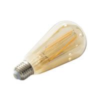 LED žárovka E27 EDF4W ST64 FILAMENT oválná