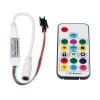 LED ovladač digitální RF DG17