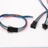 RGB spojovací sada s konektorem