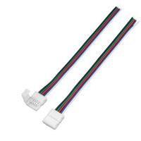 RGBW přípojka click pro LED pásek s kabelem