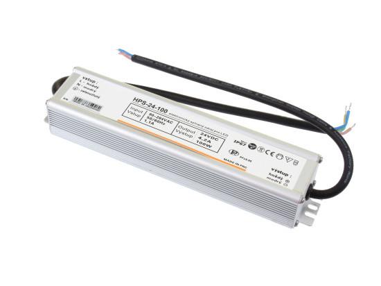 LED zdroj 24V 100W HPS-24-100 Záruka 5 let