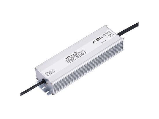 LED zdroj 12V 200W voděodolný IP67