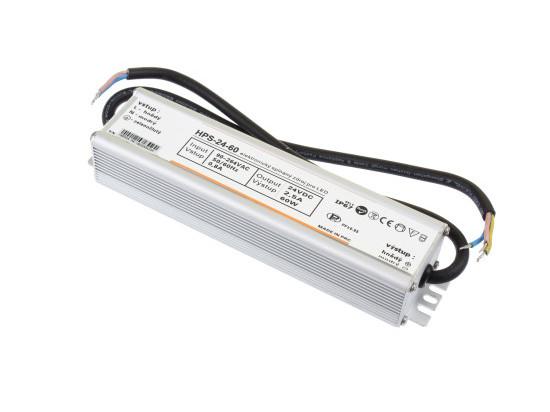 LED zdroj 24V 60W HPS-24-60 Záruka 5 let