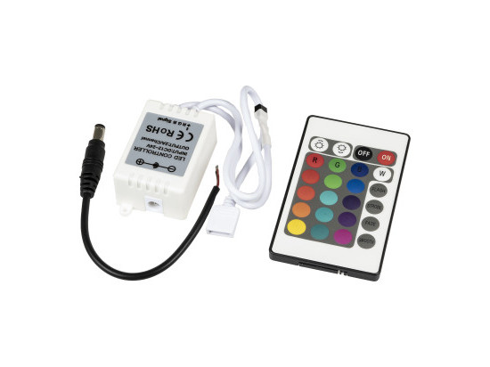 LED ovladač RGB-IR24B