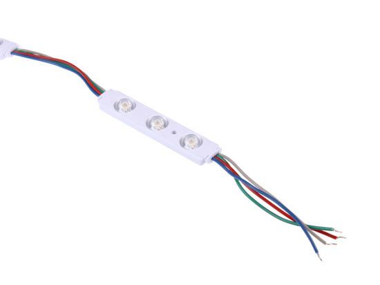 LED modul RGB 0,65W 873-160-12V