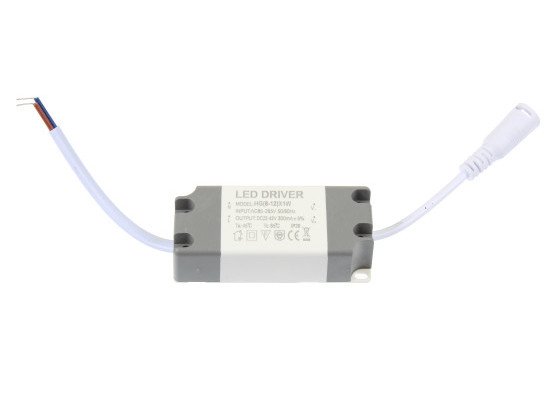 Náhradní zdroj pro 9W a 12W LED panel