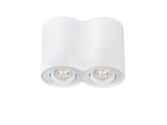Přisazené svítidlo BORD DLP-250-W bílé