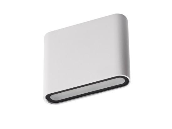 Přisazené LED svítidlo GARTO 8W-W bílé