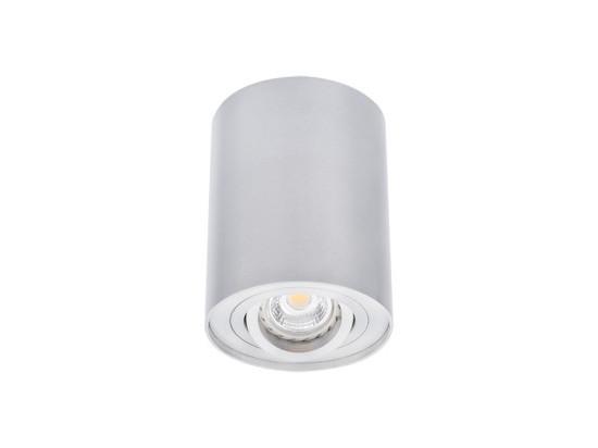 Přisazené svítidlo BORD DLP-50-AL stříbrné
