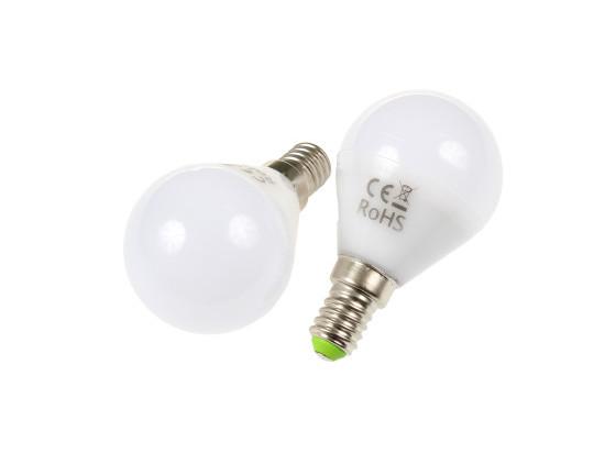 LED žárovka E14 LU5W 260°