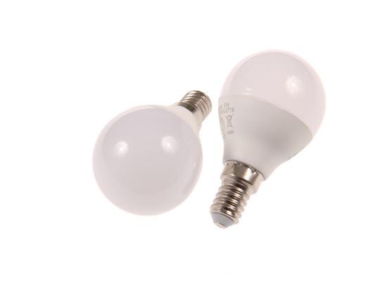 LED žárovka E14 MKG45 6W