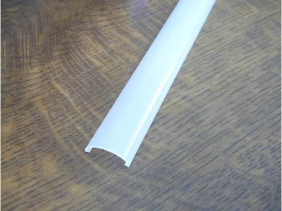 Difuzor ALU profilu TUBE