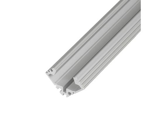 LED profil R4 - rohový