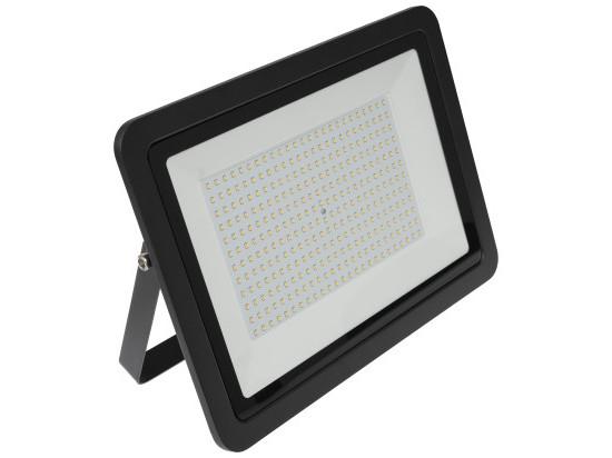 LED reflektor FLB200W černý 200W