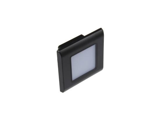 LED vestavné svítidlo RAN-B černé