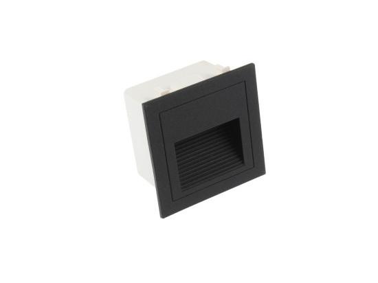 LED vestavné svítidlo LOPEN-B-IP65 černé