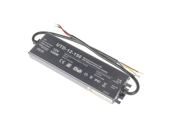 LED zdroj 12V 150W UTD-12-150 Záruka 5 let