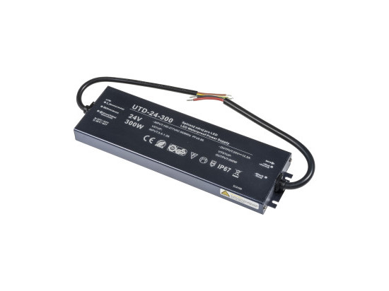LED zdroj 24V 300W UTD-24-300 Záruka 5 let