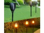 LED solární zahradní svítidlo TOCHI