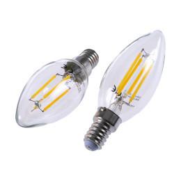 LED žárovka E14 4W FILAMENT