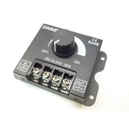 LED ovladač stmívač M6 30A