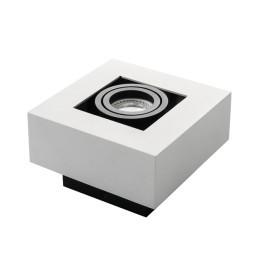 Přisazené svítidlo STOBI 50-W bílé