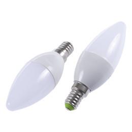 LED žárovka E14 EV5W svíčka