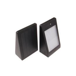 LED solární svítidlo MURO černé