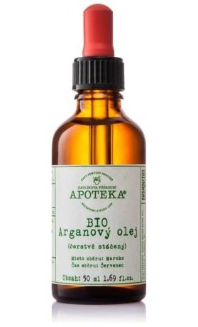 Havlíkova přírodní apotéka BIO Arganový olej