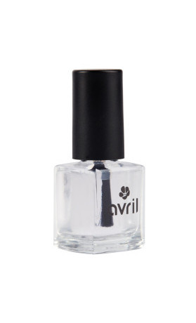 Avril Organic 2 en 1 base + top coat, lak na nehty