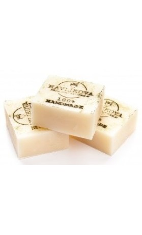 Havlíkova přírodní apotéka Mýdlo na vlasy s kopřivou, vejcem a arganovým olejem