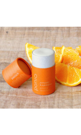 Ponio Pomeranč a eukalyptus, přírodní deodorant