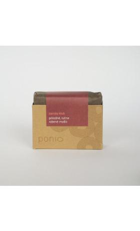 Ponio Pánský klub, přírodní mýdlo