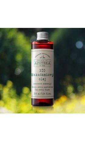 Havlíkova přírodní apotéka BIO Makadamiový olej