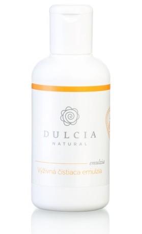 Dulcia natural Výživná čisticí emulze 100 ml