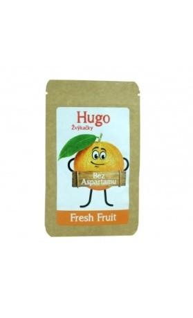 Hugo Žvýkačky Fresh Fruit malé balení