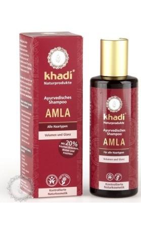 Khadi šampón AMLA pro objem a lesk