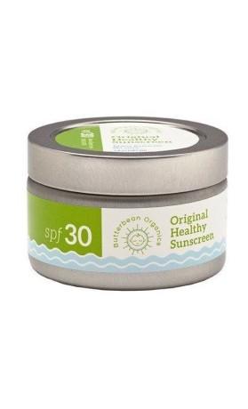 Butterbean Organics Original SPF 30, BIO krém na opalování 207 ml