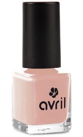 Avril Organic Lak na nehty 7-free Rose Thé n. 699