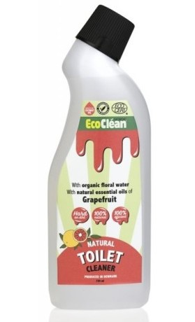 Eco Clean WC čistič s vůní Grapefruit