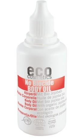 Eco Cosmetics Repelentní tělový olej BIO