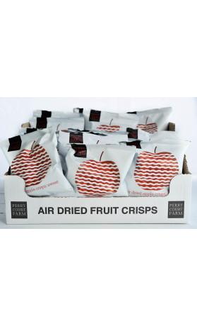 Perry Court Farm Ovocné chipsy - jablkové chipsy sladké
