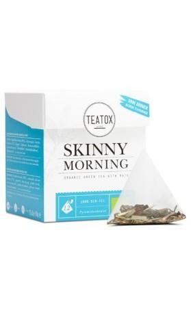 Teatox Skinny Morning - čajové sáčky 12x2g