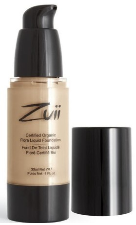 Zuii Organic Bio tekutý make-up Natural Ivory 30 ml