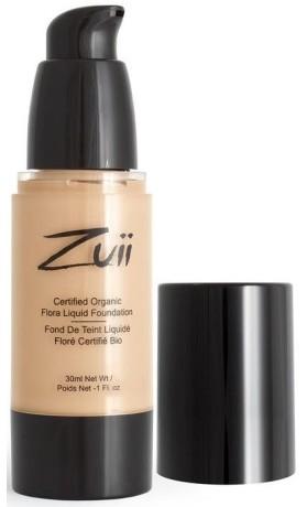Zuii Organic Bio tekutý make-up Olive Fair 30 ml