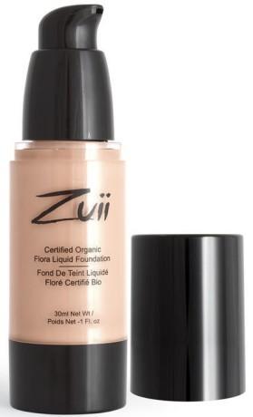 Zuii Organic Bio tekutý make-up Soft Beige 30 ml
