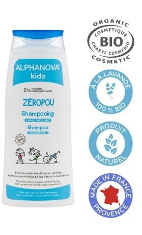Alphanova Santé BIO Šampón proti vším 200 ml