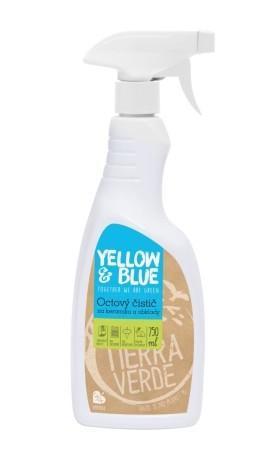 Yellow&Blue Octový čistič