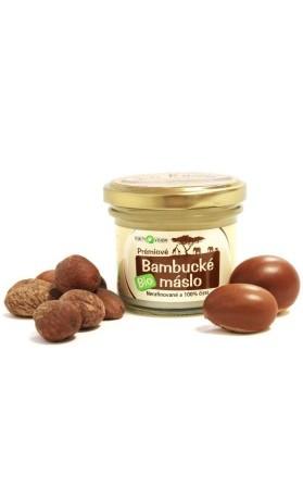 PURITY VISION Bambucké máslo Bio ve skle
