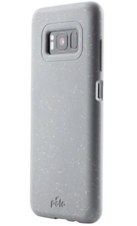 Pela Case Kompostovatelné pouzdro na Samsung S8 - Shark Skin